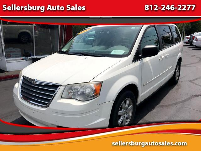 2010 Chrysler Town & Country LX Minivan 4D