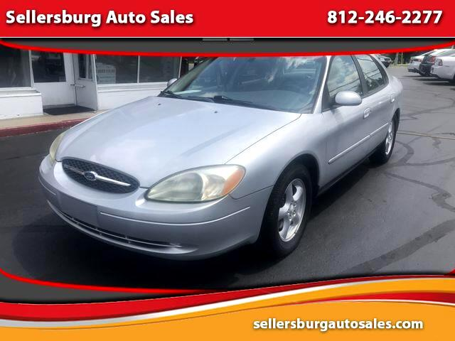 2003 Ford Taurus SES Sedan 4D