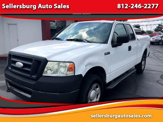 2008 Ford F-150 XL Pickup 4D 6 1/2 ft