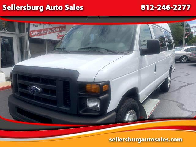 2012 Ford Econoline Extended Van 3D