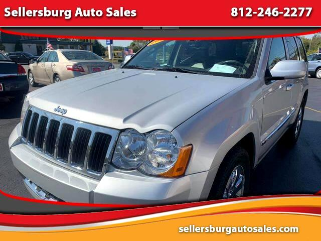 2008 Jeep Grand Cherokee Limited Sport Utility 4D