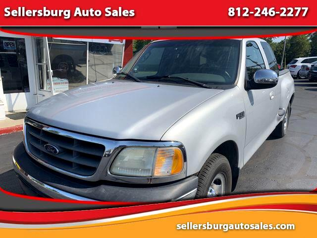 2002 Ford F-150 Short Bed 4D