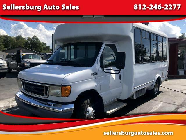 2003 Ford Econoline Van Cab-Chassis 2D