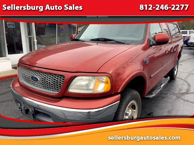 2000 Ford F-150 Short Bed 4D