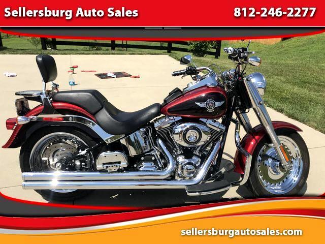 Harley-Davidson FLSTFI  2013