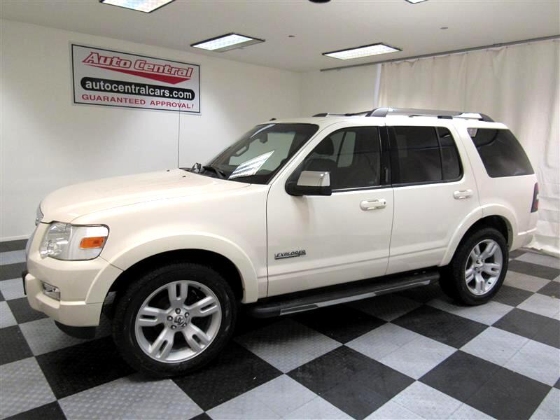 Ford Explorer Limited 4.0L AWD 2008