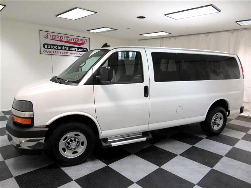 Chevrolet Express LT 2500 2017