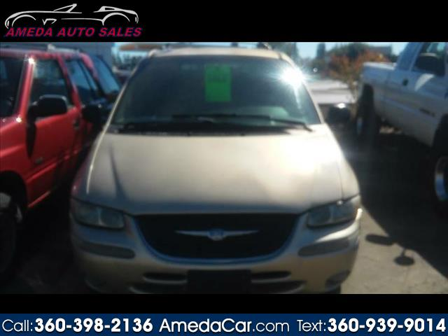 used 1999 chrysler town country lxi awd for sale in lynden wa 98264 ameda auto sales ameda auto sales