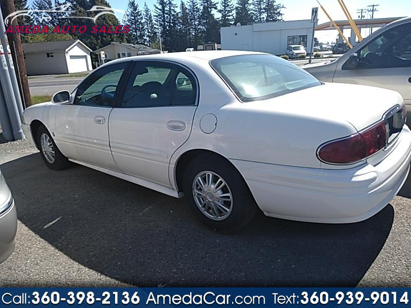 used 2004 buick lesabre custom for sale in lynden wa 98264 ameda auto sales lynden wa 98264 ameda auto sales