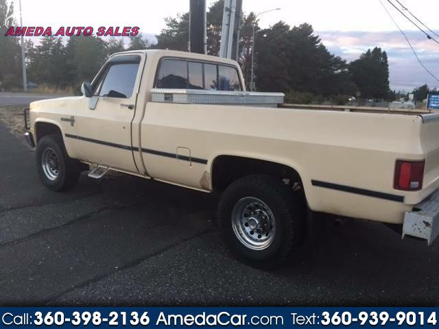 Chevrolet C/K 20 Series Regular Cab 4WD 1985