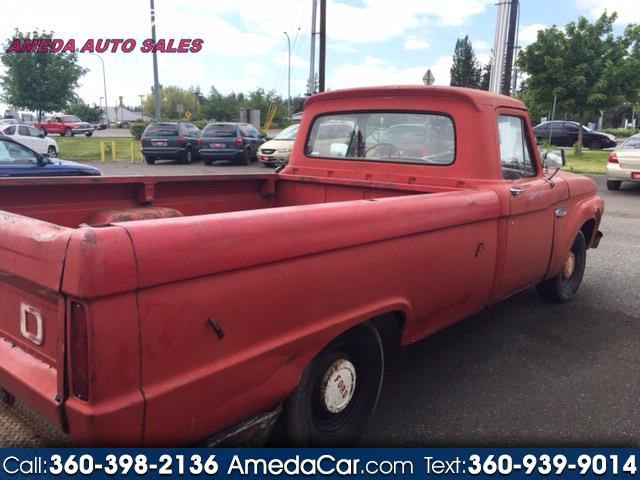 Ford 100  1965