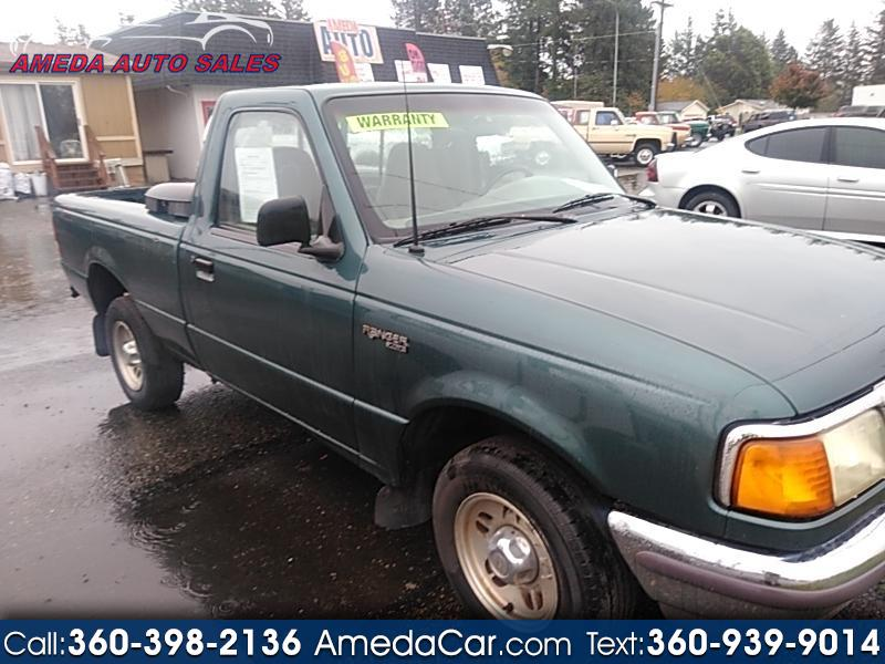 Ford Ranger XL Reg. Cab Short Bed 2WD 1996