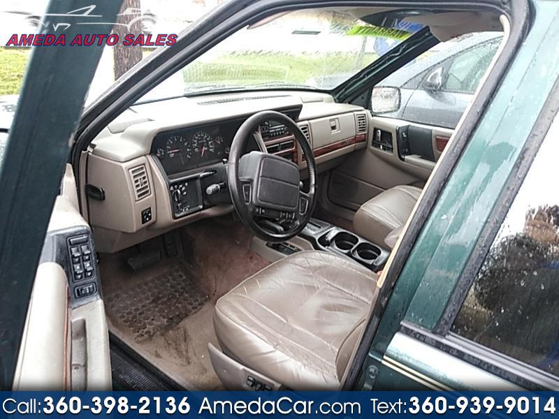 Jeep Grand Cherokee Limited 4WD 1993