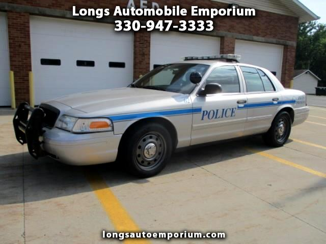 2009 Ford Crown Victoria Police Pkg
