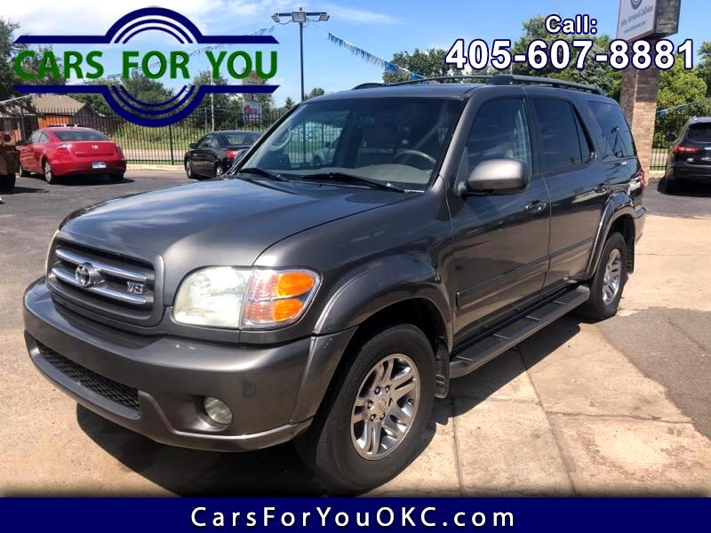2004 Toyota Sequoia Limited 2WD