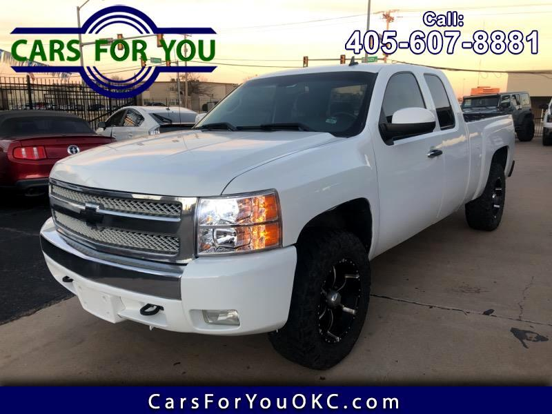 """Chevrolet 1500 Pickups Ext Cab 155.5"""" 4WD 2007"""