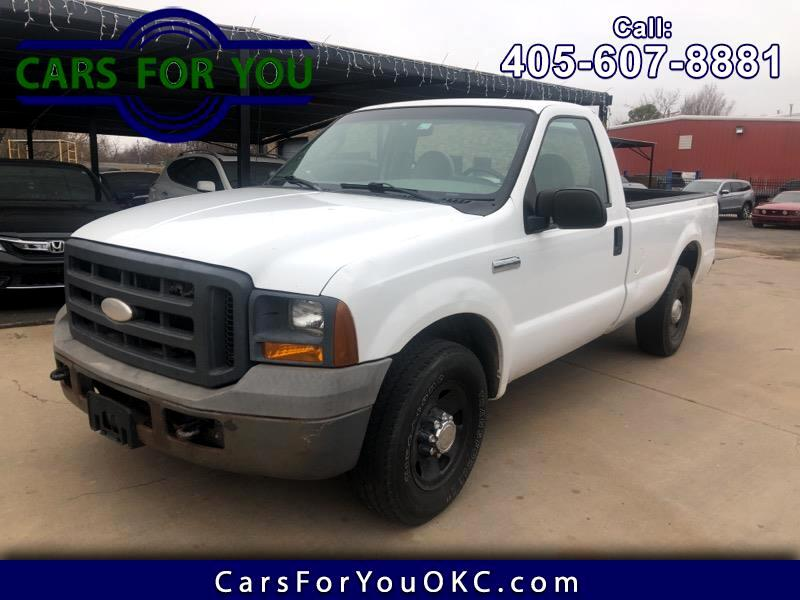Ford F-250 SD XLT 2WD 2005