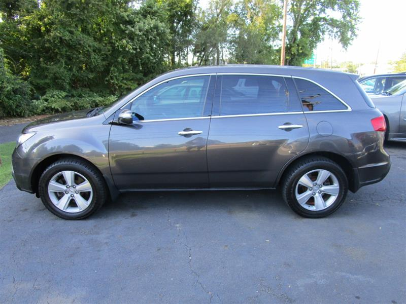 Acura MDX 6-Spd AT w/Tech Package 2011