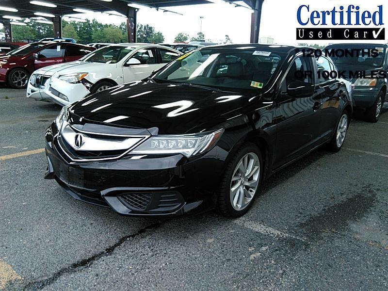 2016 Acura ILX 8-Spd AT w/ Technology Plus Package