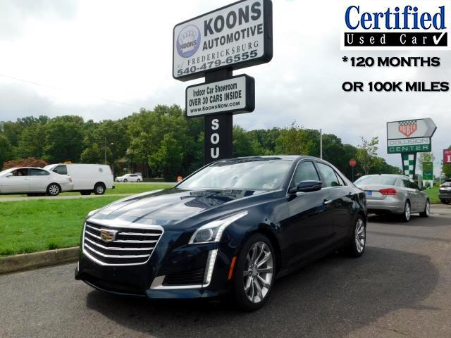Cadillac CTS 2.0L Turbo Luxury RWD 2017