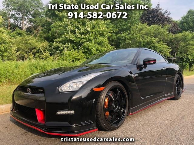 2016 Nissan GT-R 2dr Cpe NISMO