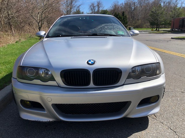 2002 BMW M3 Coupe