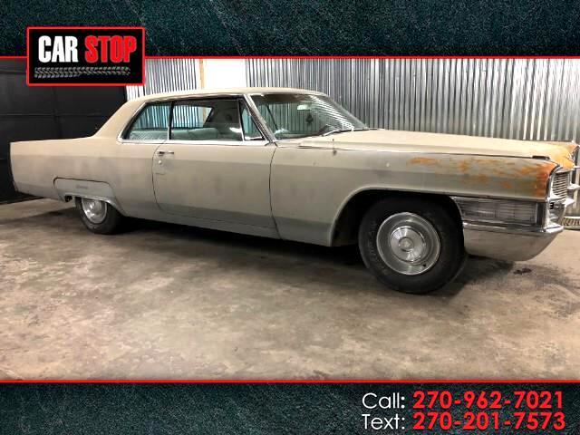 1965 Cadillac Coupe De Ville