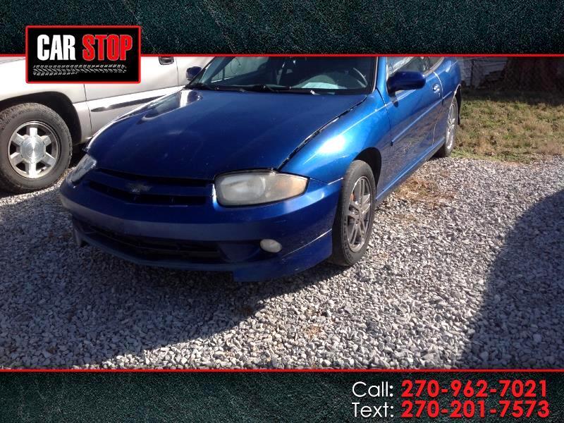 Chevrolet Cavalier LS Sport Coupe 2004