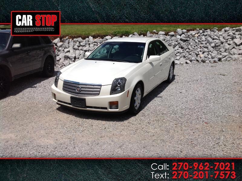 Cadillac CTS Base 2004