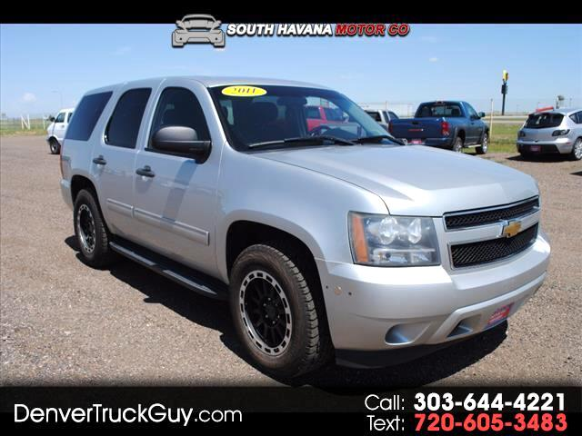 2011 Chevrolet Tahoe 2WD - Police/Special Service