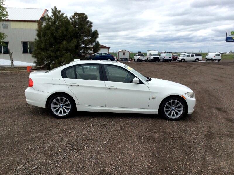 2011 BMW 3-Series 328i xDrive SA