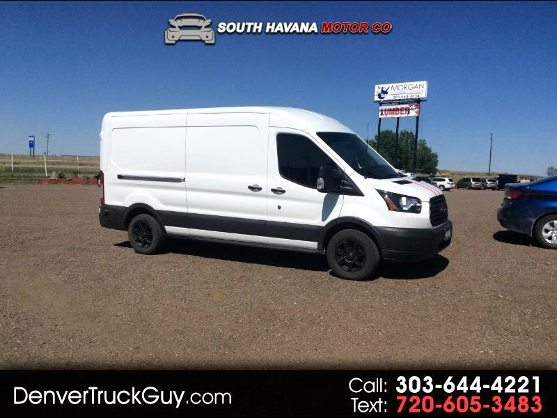 2017 Ford Transit 350 Van Med. Roof w/Sliding Pass. 148-in. WB