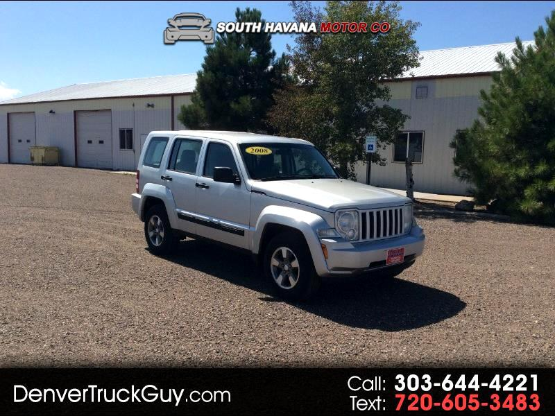 Jeep Liberty 3.7L 4WD 2008