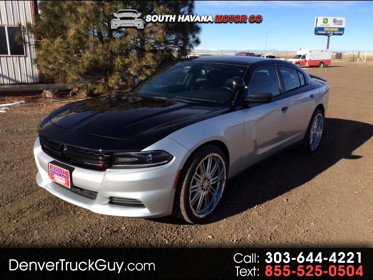 Dodge Charger 4dr Sdn Police AWD 2015