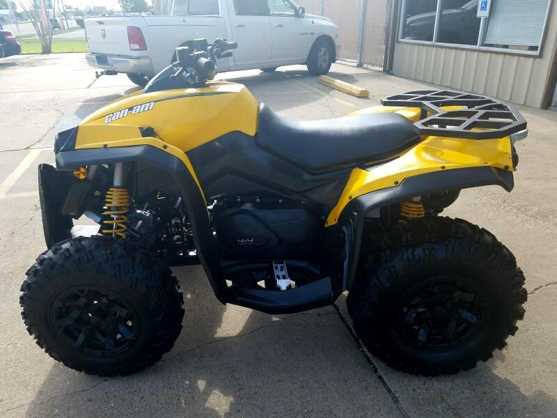 Can-Am Renegade  2015