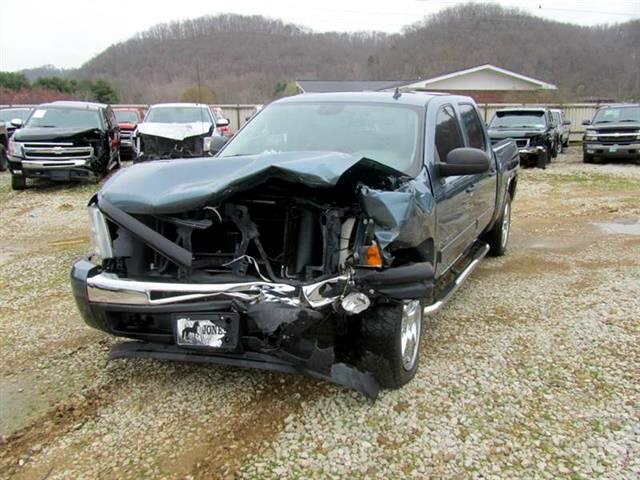 2009 Chevrolet Silverado 1500 LS Crew Cab 4WD