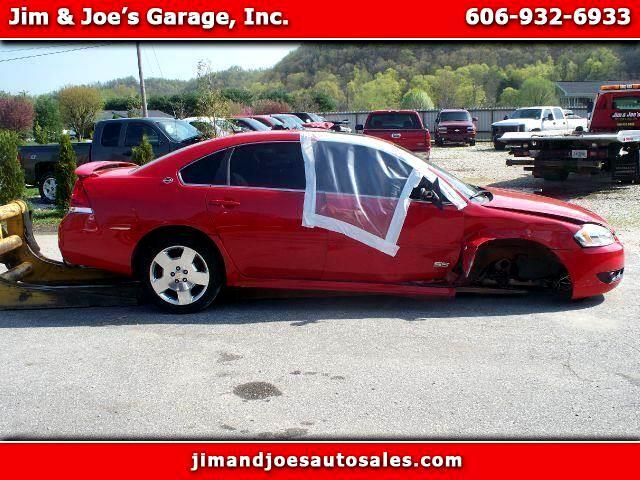 2009 Chevrolet Impala SS