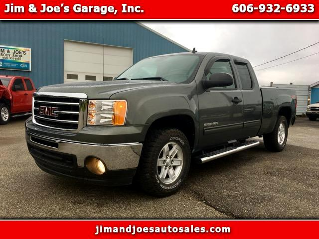 2011 GMC Sierra 1500 SLE Ext. Cab 4-Door Short Bed 4WD