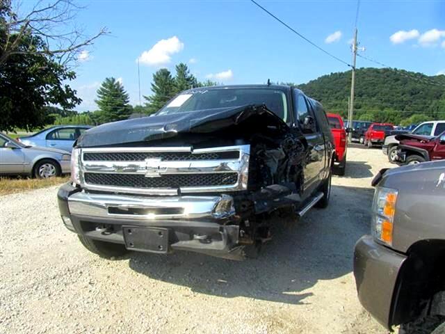 2011 Chevrolet Silverado 1500 LT Ext. Cab 4-Door Short Bed 4WD