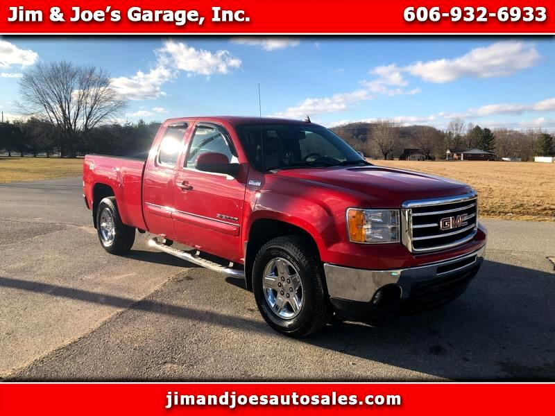 2012 GMC Sierra 1500 SLT Ext. Cab Short Bed 4WD