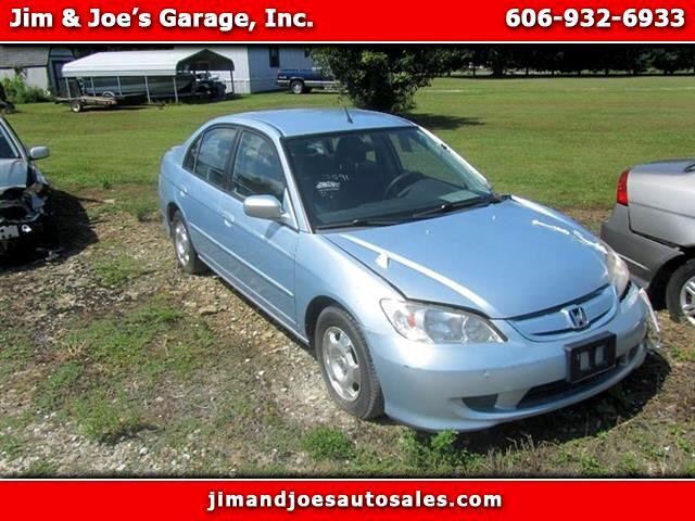 2004 Honda Civic Sedan