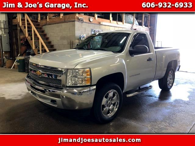 2013 Chevrolet Silverado 1500 LS Regular Cab Short Bed 4WD