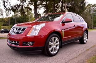 2014 Cadillac SRX Performance Collection AWD