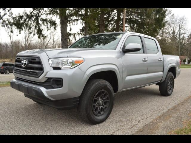 2016 Toyota Tacoma SR Double Cab 5FT Bed