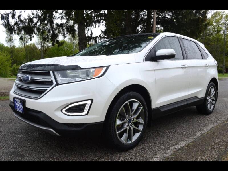 2016 Ford Edge Titanium AWD
