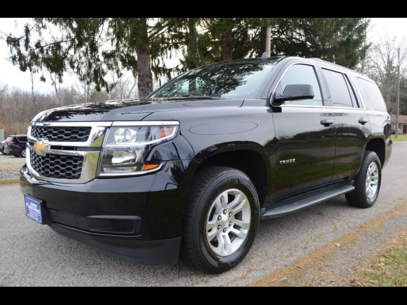 Chevrolet Tahoe LS 4WD 2015