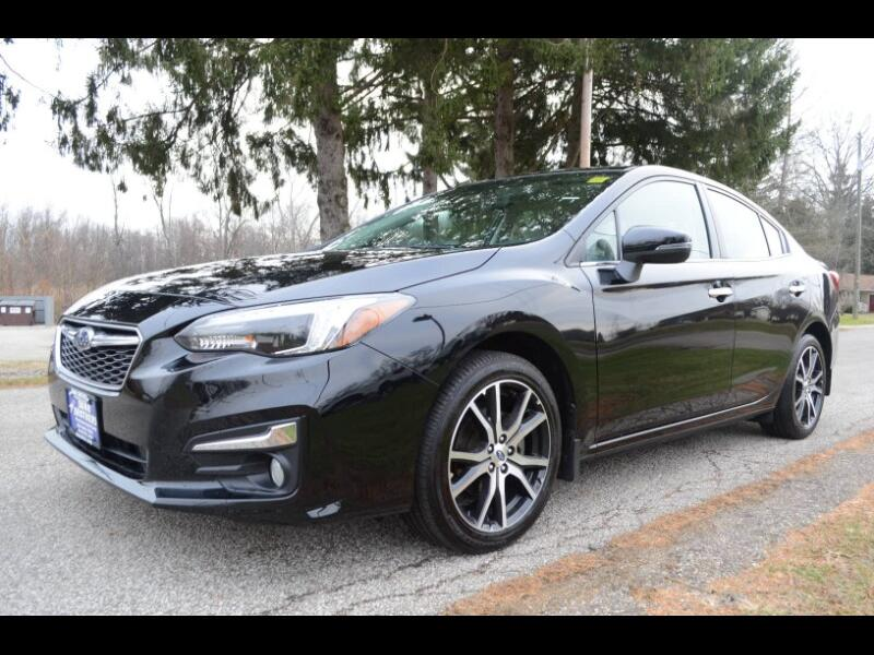 Subaru Impreza 2.0i Limited CVT 4-Door 2017