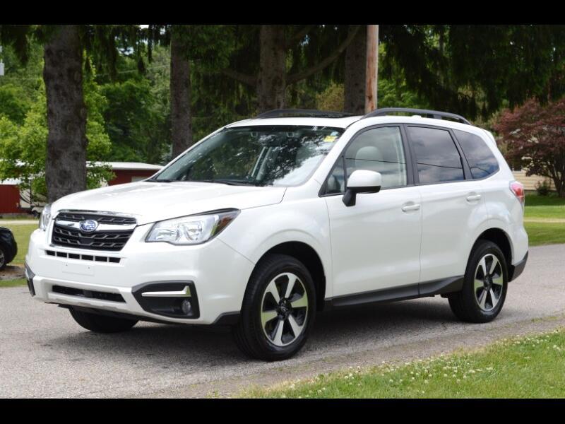Subaru Forester 2.5i Premium PZEV CVT 2018