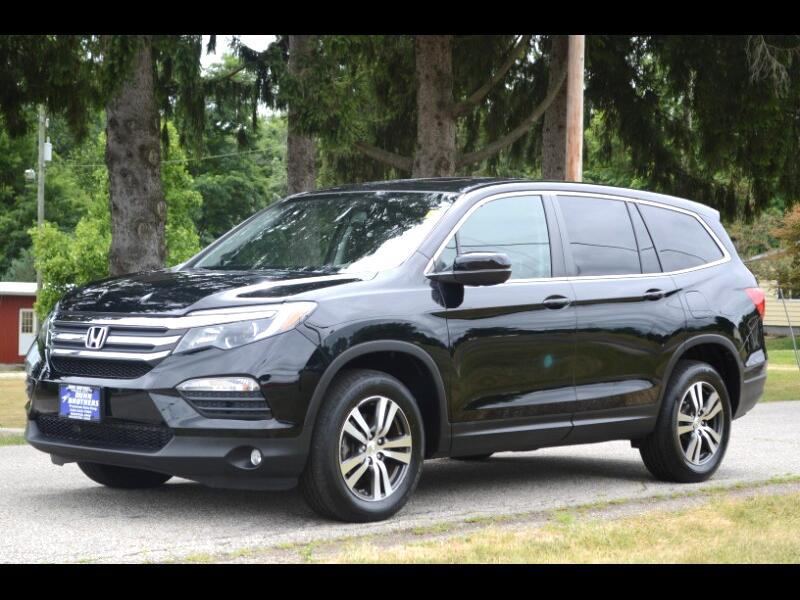 Honda Pilot EXL 4WD 2017