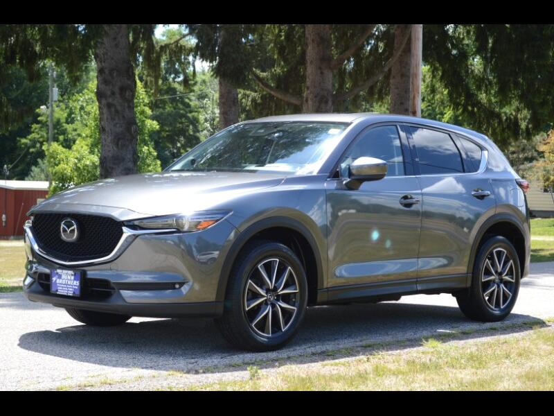 Mazda CX-5 Grand Touring AWD 2017
